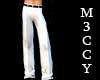 [M3]Elegance White Pant$