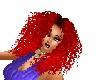Annie Red Curly Hair