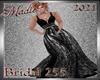 !a Bridal Gown 255 BLK