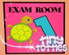 Pediatric Exam Room 1