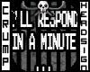 [C] AFK timely respond
