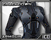 ICO Crackdown Armour F