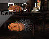 pumpkin deco table