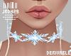 <J> Drv Snowflake Collar