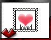 (V) Loved Stamp