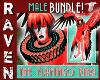 MALE FLAMINGO BUNDLE!