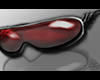 Flame Glasses | Red