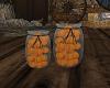 Witch's Mini Pumpkins