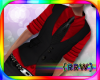 {r} Stem Black Red Vest