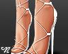 NP. White Heels