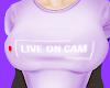 LIVE ON CAM