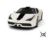 )x( Ferrari Spyder W/Bl