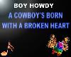 {LDs} Boy Howdy - CBWBH