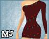 (T) X-mas lights dress