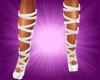 (S)Lace Shoes White