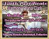 Harmony I'Yana Clark BC