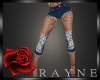 Chained Capris RLL