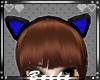 {B} Kitty Ears Blue