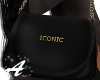 Black Iconic Bag
