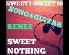 Sweet Nothing & Guitar
