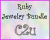 C2u Ruby Drop Bundle