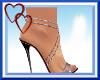 W| Sexy Rose Heels