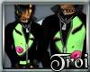 -Troi- Toki Girl- Green