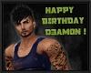 D3aMON Birthday Balloons