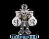 scrooge B/W diamondchain
