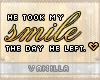 V. My Smile