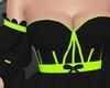 N! Spring Dress - Neon