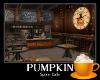 Pumpkin Spice Cafe
