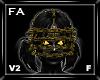 (FA)ChainFaceOLFV2 Gold