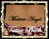 TA Masters Angel Tattoo