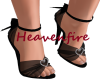 ^HF^ Black Heart Heel