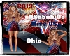 Miss Ohio Gown