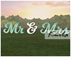 |K Mr & Mrs Sign