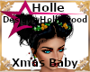 [HDH]XMAS HOLLY PINS 2