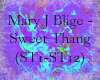 Mary JB. - Sweet Thang