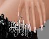 divina nails pink