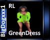 [BD]RLGreenDress