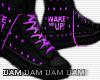 x. Avicii Neon Shoe