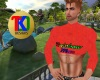 TK-Rainbow Man Shirt