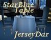 BlueStar Ballroom Table