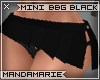 ♡M RL Mini Black (lyr)