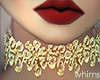 Party Gold Choker