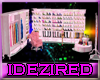 girls dream closet pink