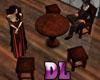 DL: Olde Wood Table Set
