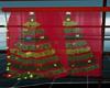 !E! Christmas Curtains