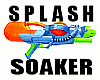 Splash Soaker-Neon